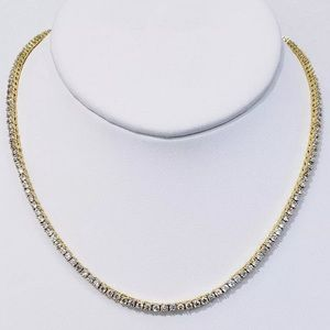 Other - 3mm Gold Tennis Chain